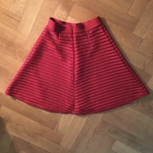 H&M Rock rot Gr. 34 top Zustand