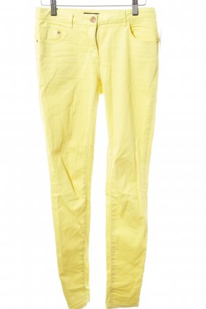 H&M Tube Jeans yellow casual look