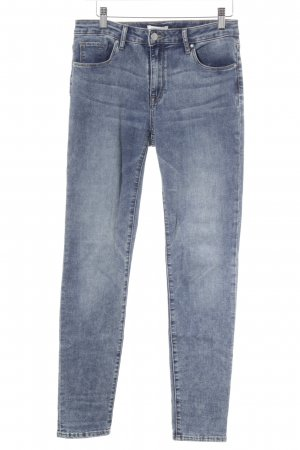 H&M Tube Jeans slate-gray casual look