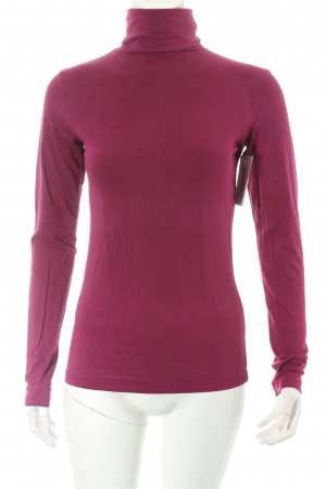 H&M Turtleneck Shirt lilac classic style