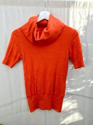 H&M Camisa de cuello de tortuga multicolor lana de angora