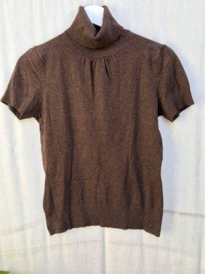 H&M Camisa de cuello de tortuga multicolor