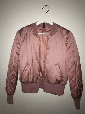 H&M Divided Bomber Jacket multicolored