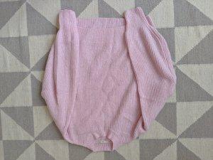 h&m - rosa oversize pullover - rosa - Größe 36