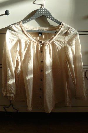 H&M rosafarbene Bluse