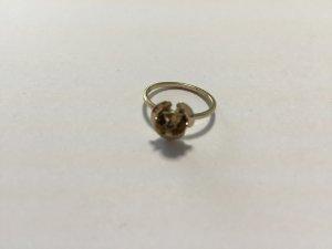 H&M Rosen-Ring goldfarben