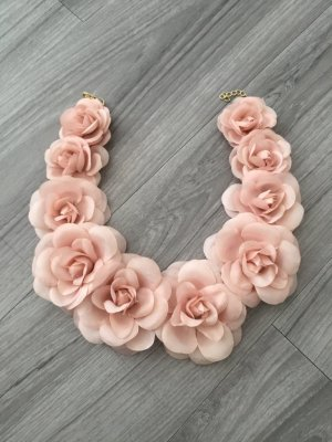 H&M Rosenkette rose/gold