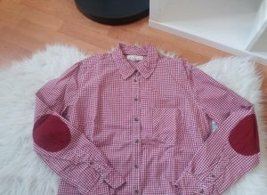 H&M rot kariertes Hemd, Größe 44