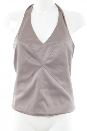 H&M Backless Top natural white business style
