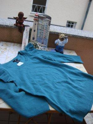 H&M Maglione di lana multicolore Tessuto misto