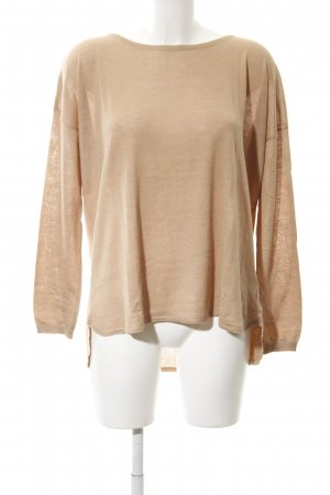 H&M Crewneck Sweater rose-gold-coloured casual look