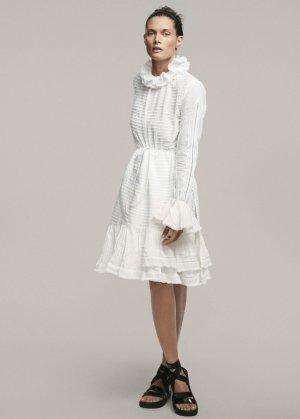 H&M S/S 2017 Kleid, weiß