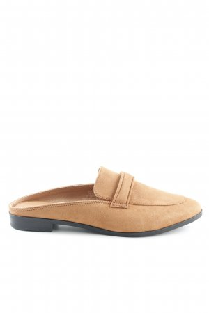 H&M Sabots light brown classic style