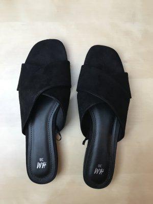 H&M Sandale in Größe 38