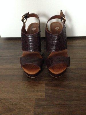 H&M Sandalette NEU *39*