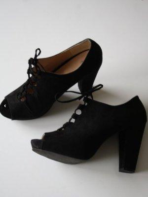H&M Sandaletten Schnürschuhe