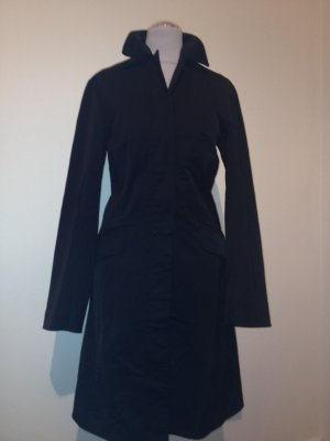 H&M Satin Trenchcoat Gr. 34