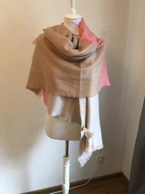 H&M Bufanda de lana nude