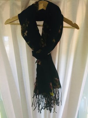 H&M Knitted Scarf multicolored