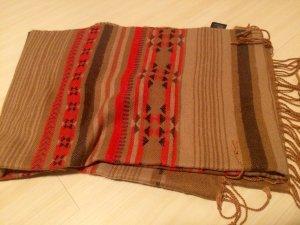 H&M Schal in Aztekenmuster für den Winter