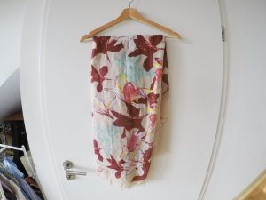 H&M Schal mit Blumenmuster