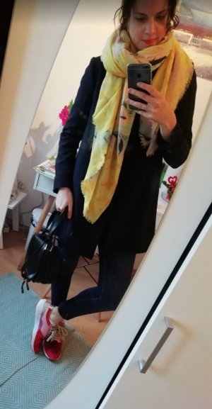 H&M Bufanda nude-amarillo