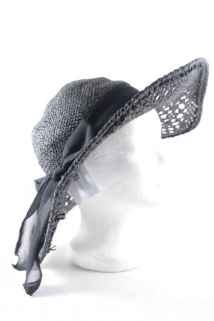 H&M Floppy Hat anthracite beach look