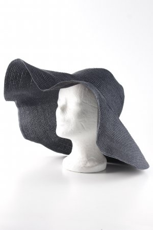 H&M Floppy Hat slate-gray beach look