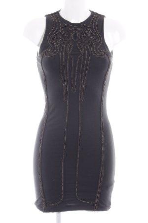 H&M Vestido de tubo gris antracita elegante