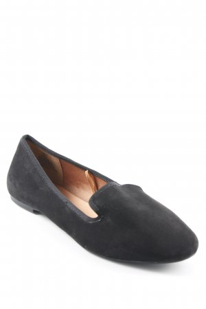 H&M Slip-on Shoes black simple style