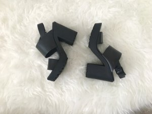 H&M Clog Sandals black