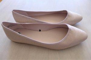 H&M Ballerina's met kant veelkleurig