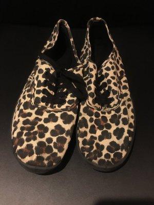 H&M Schuhe Größe 39 Leo Muster