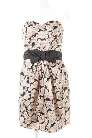H&M Off the shoulder jurk bloemenprint casual uitstraling