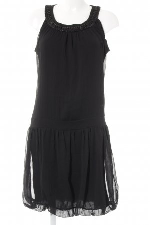 H&M Off-The-Shoulder Dress black elegant