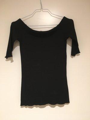 H&M Schulterfreies T-Shirt