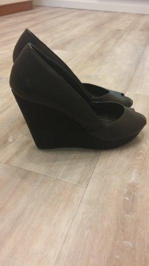H&M schwarz in Größe 40,Heels