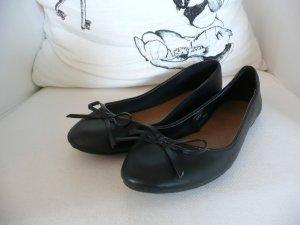H&M schwarze Ballerinas