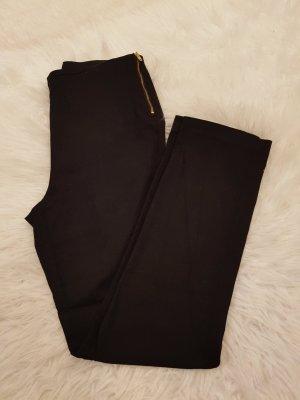 H&M- Schwarze High-Waist-Größe 40