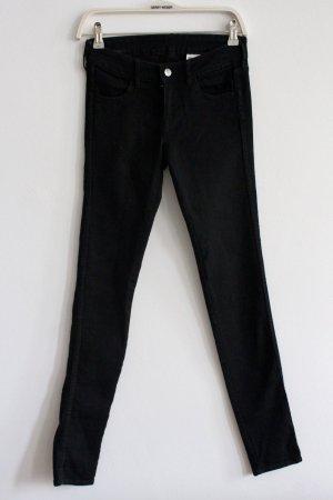 H&M schwarze Jeans Gr.28/32