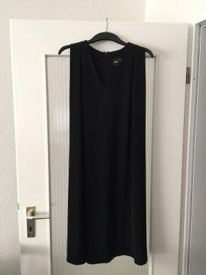 H&M schwarzes A-Linien-Kleid Größe 34
