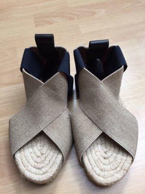 H&M seltene Studio Schuhe Sandalen 40 neu