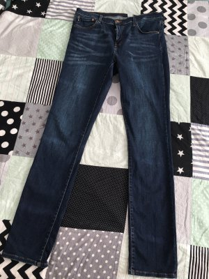 H&M Shaping Jeans 36/34 dunkelblau