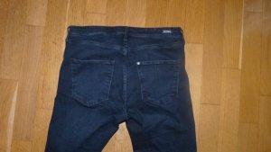 H&M Shaping Jeans dunkelblau