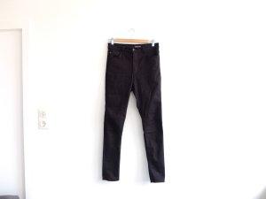 H&M Shaping Jeans Gr. 30 x 30 passend bei einer 40 schwarz skinny stretch High waist