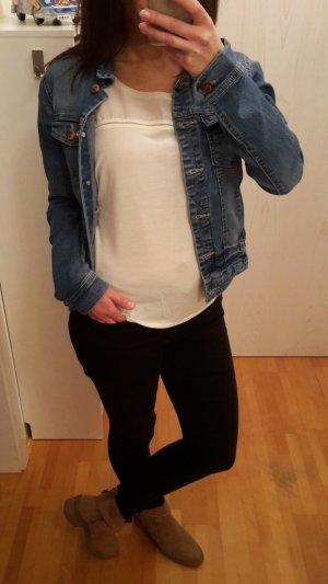 H&M Shirt beige Größe S Bluse