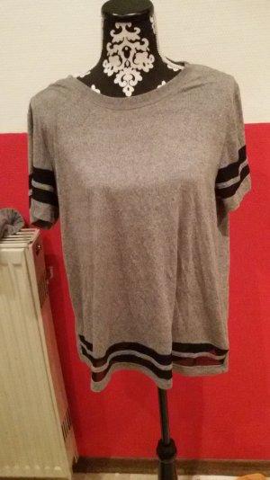 H&M Shirt getragen grau