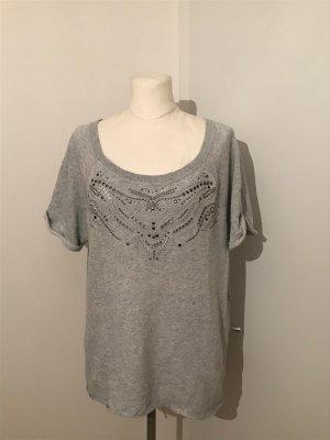 H&M Shirt Gr.L mit Nieten Sweatshirt