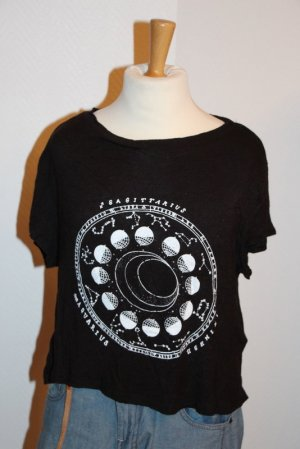 """H&M Shirt Gr. S """"Sagittarius Aquarius"""""""