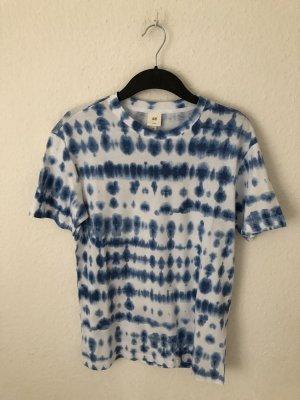 H&M Shirt im Batik Look